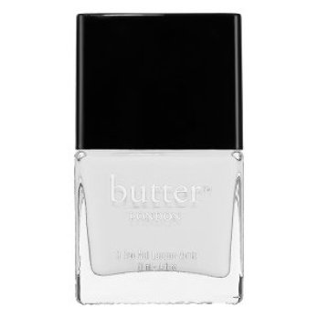 "Crisp White ""Cotton Buds"" by Butter London $15.00"