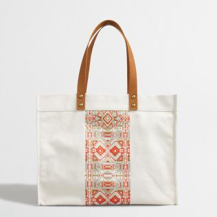 Factory Canvas Tote $34.50