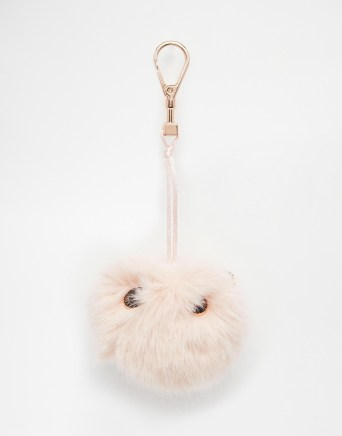 Furry Friend Bag Charm