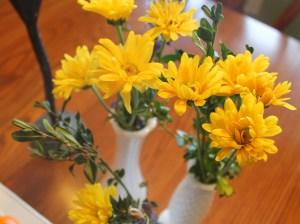 Hospitality flowers