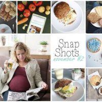 Snap Shots november #2