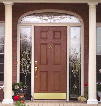 doors front entry
