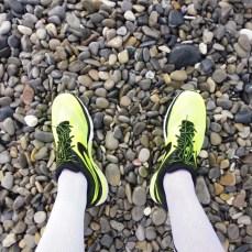 Schuhe fotografieren...