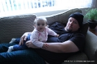 Autumn and Uncle Mark