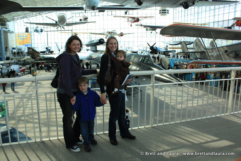 Visit to Seattle's Museum of Flight = F.U.N.