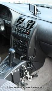 Car iPod cords