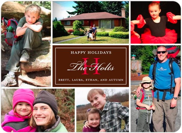 2013 Holiday Card