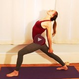 Yoga for Before Bed: Energize then Relax w/ Music (30-minutes)