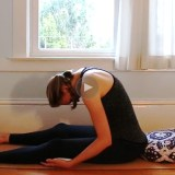 Soothing Yin Yoga for Back Pain (30-Min) Optional Playlist