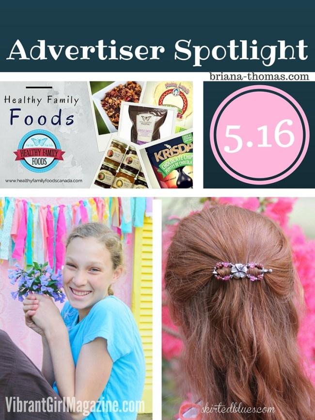 Advertiser Spotlight May
