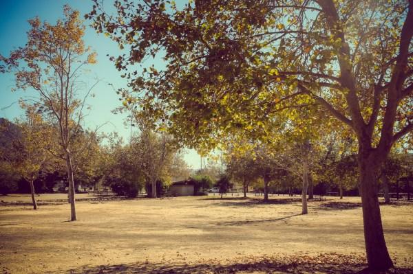 El Chorro park