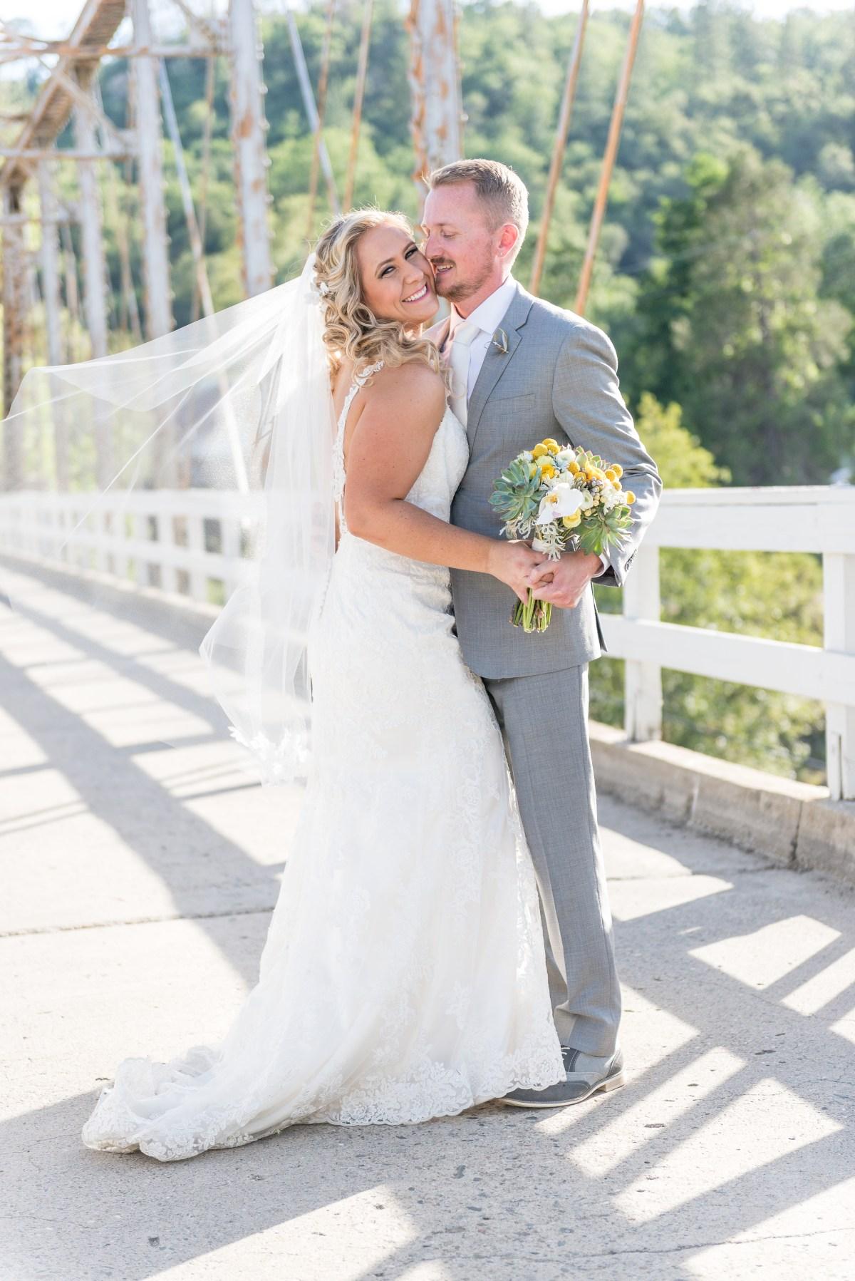 Sacramento Wedding Photo at Coloma Resort