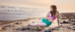 Outdoor Boudoir- Little Mermaid boudoir