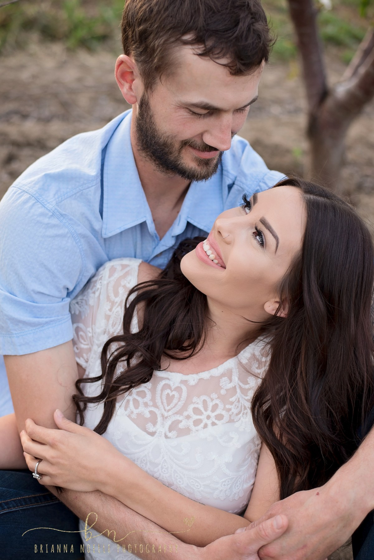 Bre & Logan---Tracy, CA Engagement Photography