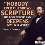 Spurgeon gospel jesus
