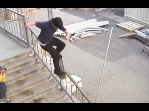 Surprised by friends Joey Sinko's recent edit of some of my skating! Click for some nostalgia, or a history lesson. †
