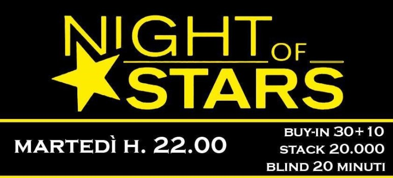 night of stars slide