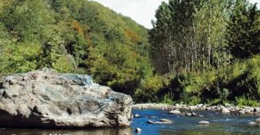 Parco Valle Lambro panorama fiume