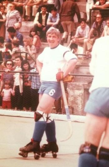 Adriano Fossati hockey Monza