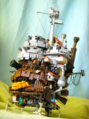 LEGO Howl's Moving Castle