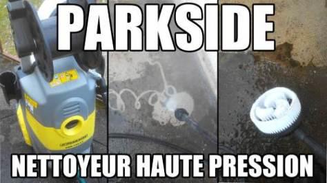Nettoyeur haute pression parkside phd 150 c2 d3 lidl