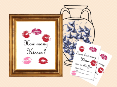How-many-Kisses-Sign-Guess-how-many-Kisses-there-are-in-a-jar-Kisses-Fun-Bridal-Shower-Game-printable-Baby-Shower-Games-BS441