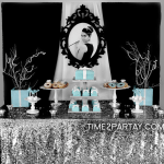 Tiffany Inspired Bridal Shower
