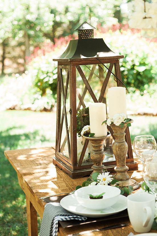 Outdoor Bridal Shower Decoration Ideas Part - 48: ... Cowgirl-bridal-shower-decoration-ideas-lantern ...