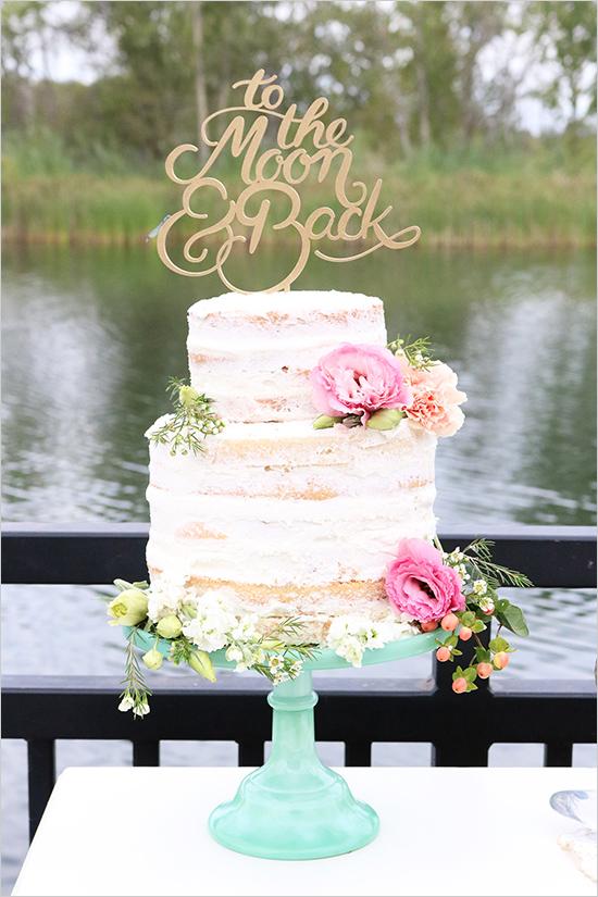 Unique Wedding Themes 2014 Pretty as a Peach Brid...