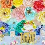 Luscious Flower Bridal Tea Party