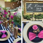 Floral Kate Spade Inspired Bridal Shower