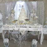Silver Wonderland Wedding