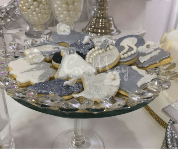 Silver-Wonderland-Wedding-Sugar-Cookies