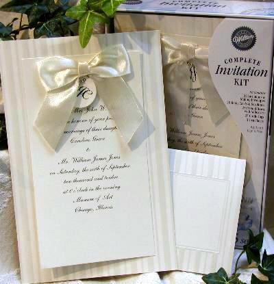 bride.ca   DIY Wedding Invitations: What's Available in Canada