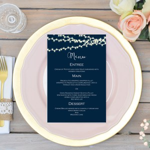 navy-blue-night-string-lights-wedding-menu-engagement-party-bridal-shower