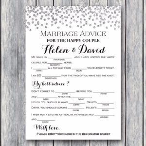 Silver-Glitter-Confetti-Marriage-advice-cards-Mad-Libs