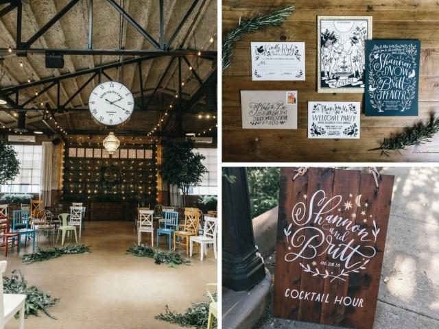Summer Solstice Wedding ideas rustic boho