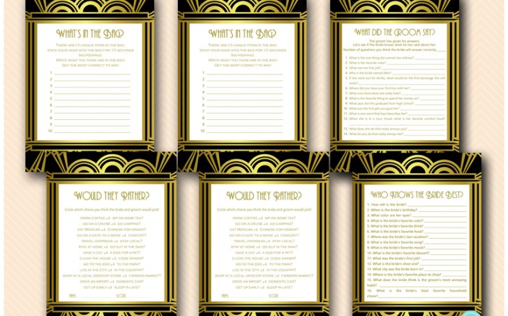 Gatsby-Roaring-Twenties-Bridal-Shower-Games-Package-RetroB