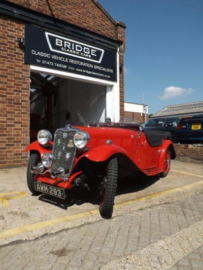 Singer Le Mans - Bridge Classic Cars