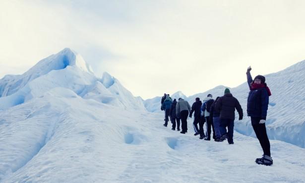 Excellent splendour of the glacial hike, Perito Moreno