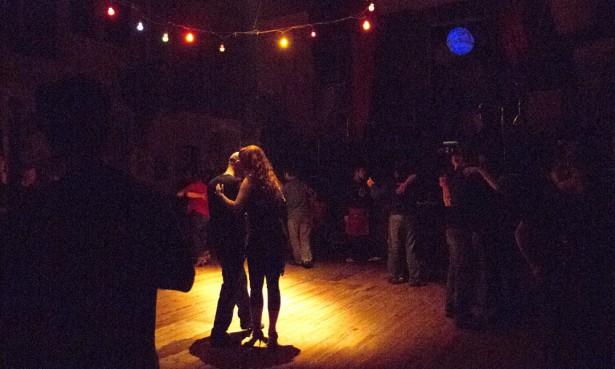 Tango at La Catedral