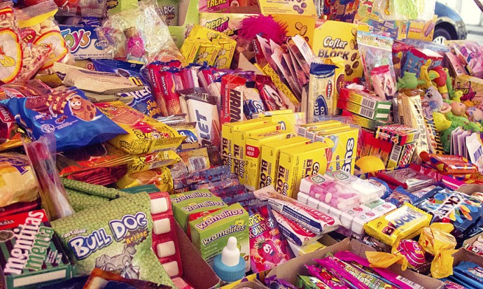 Argentina sweets