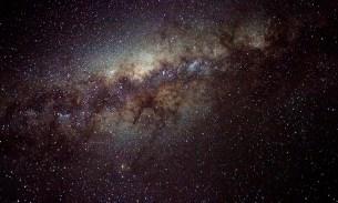 Photo of the week: mega galaxy above San Pedro de Atacama