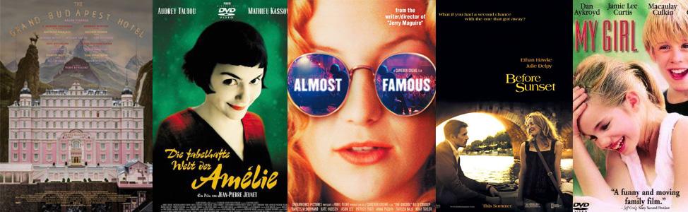 victorias favourite films