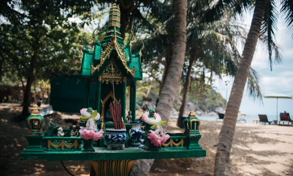 Offering Koh Phangan