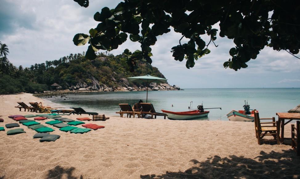 The Sanctuary Thailand beach