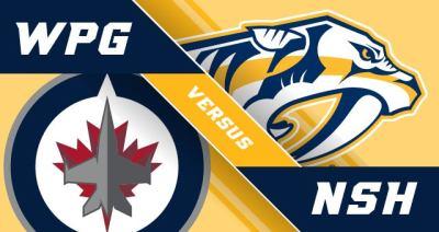 Nashville Predators vs. Winnipeg Jets | Bridgestone Arena