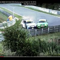 CRASH: Bad overtake wrecks two BMWs in RCN race