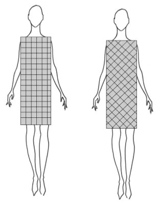 Fashion Optical Illusions for Perfect Body Shape