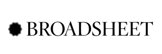 Broadsheet logo